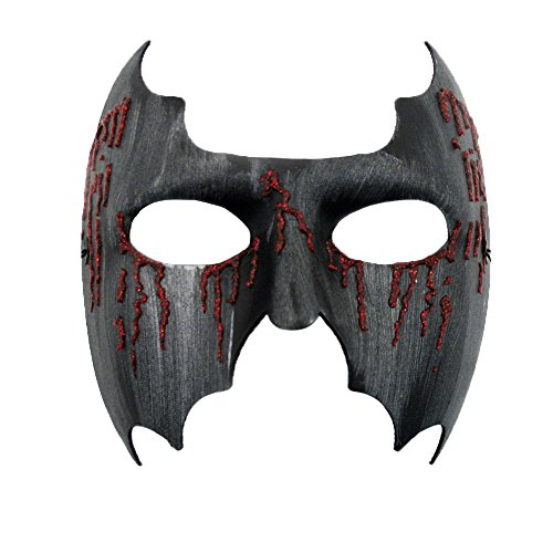Success Creations USA Backstreet Bloody Bat Men's Masquerade Mask -