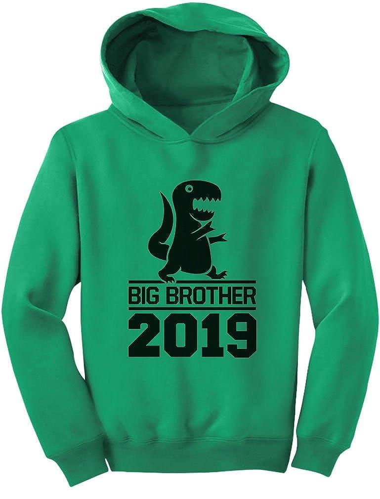 Tstars Gift for Big Brother 2019 Toddler//Kids Sweatshirt