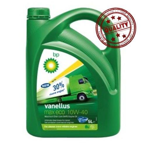 Aceite Bp Vanellus Max Eco 10W40 5L