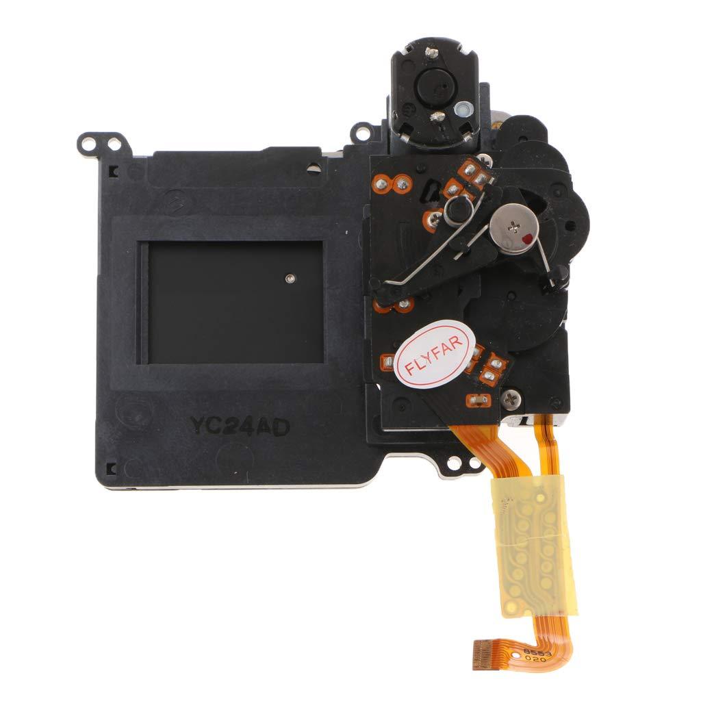 Baoblaze Groupe Dassemblage Dobturateur pour Cam/éra Canon EOS 450d 500d 550d 600d 1000d