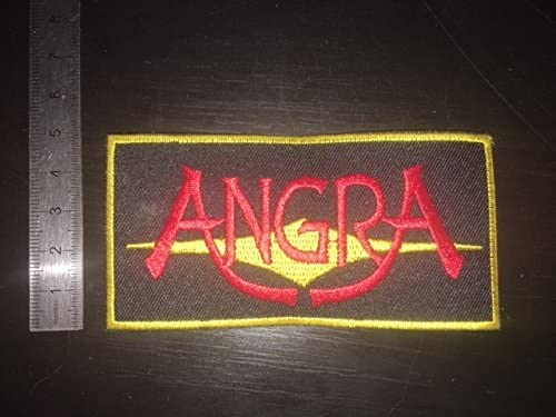 ECUSSON PATCHES AUFNAHER TOPPA THERMOCOLLANT ANGRA