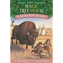 Buffalo Before Breakfast (Magic Tree House #18)