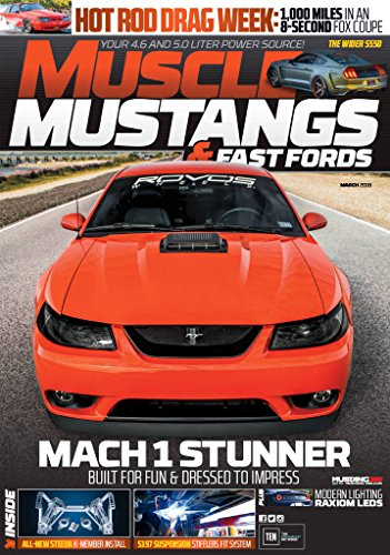 Muscle Mustangs & Fast Fords - Model Late Ford