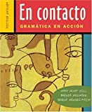 EN CONTACTO: GRAMÁTICA EN ACCIÓN is an intermediate grammar review program that stresses communication and, when used with the LECTURAS INTERMEDIAS volume, emphasizes the acquisition of reading skills and text comprehension.
