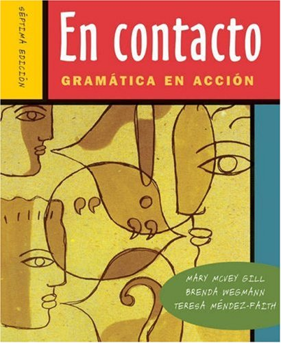 En contacto: Gramática en accion (with Audio CD)