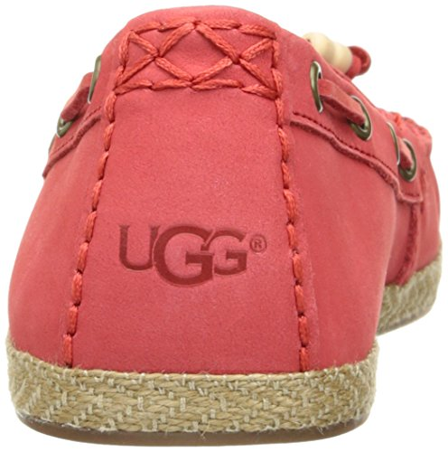 Ugg Australia , Chaussures bateau pour femme orange Tango