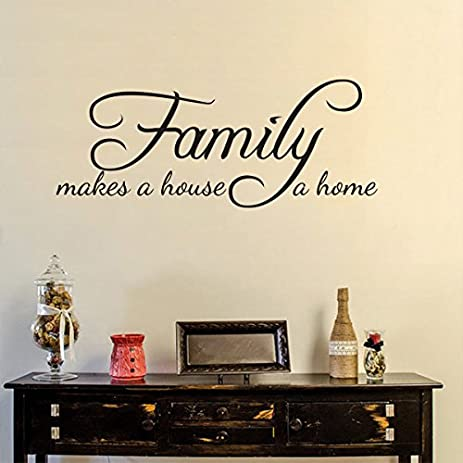 Amazon Com Romantic Wallpaper For Couples Family Quotes Wall