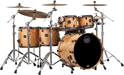 mapex-saturn-v-exotic-edition-5-piece-studioease-shell-pack-natural-maple-burl