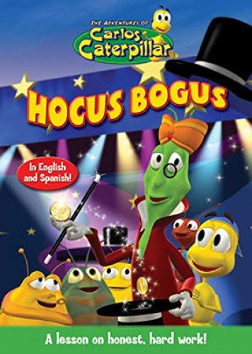 Carlos Caterpillar-Hocus Bogus (DVD)