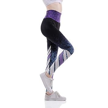 MAOYYMYJK Pantalones De Yoga para Mujer Womens Yoga Pants ...