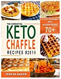Keto Chaffle Recipes: Incredible & Irresistibly Low Carb Ketogenic Waffles to Lose Weight, Boost Metabolism and Live Healthy