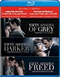 Fifty Shades: 3-Movie Collection [Blu-ray] (Sous-titres français)