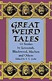 Great Weird Tales, , 0486404366