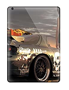Cleora S. Shelton's Shop 3859041K43544079 New Snap-on Skin Case Cover Compatible With Ipad Air- Video Game Need For Speed