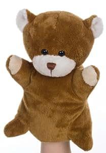 Heunec 390072 Besito - Marioneta de mano de oso