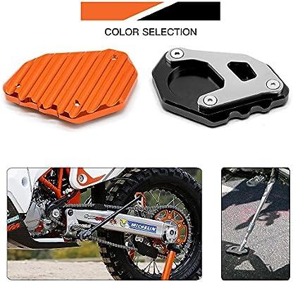 Kickstand Side Stand Enlarger Pad Plate Fit KTM 1050 1090 1190 1290 Adventure US