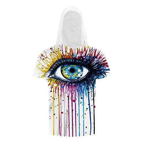 Azuki 2018 Dope Hoodies for Boys/Men/Women/Girls-Size XL