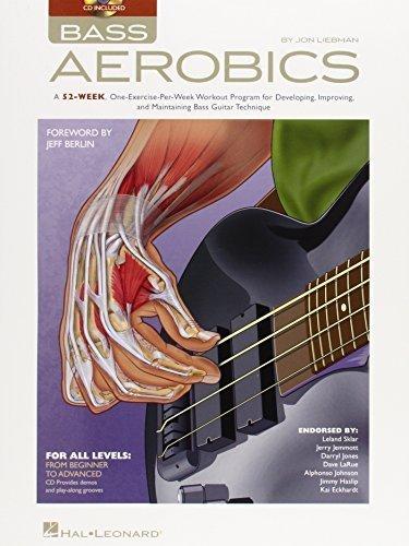 Bass Aerobics - Book/CD by Liebman, Jon 2011 Paperback ...