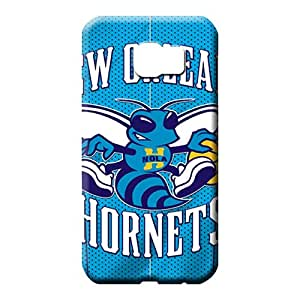 samsung galaxy s6 Shock Absorbing Phone Back Covers Snap On Cases For phone phone back shell new orleans hornets