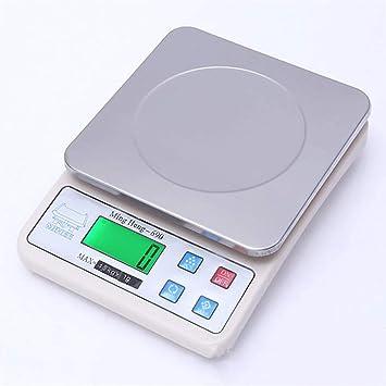 Balanzas Electrónicas Básculas De Cocina De Alta Precisión Hogar Balanza De Precisión,2Kg/0.1G: Amazon.es: Hogar