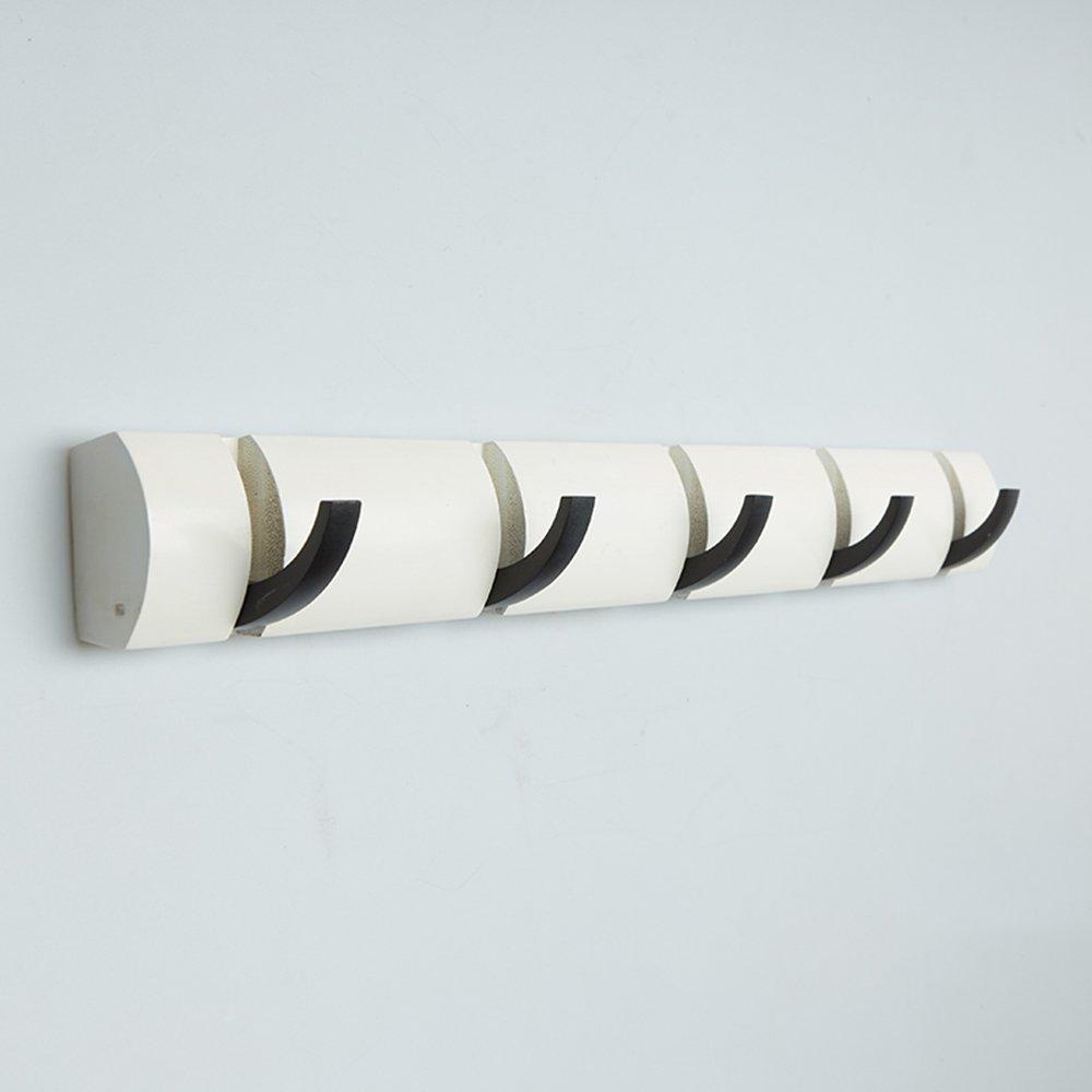 Color blanco pared perchero/colgador de pared/perchero de ...