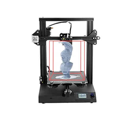 YA Creality CR20 Impresora 3D integrada de Nivel básico, impresión ...
