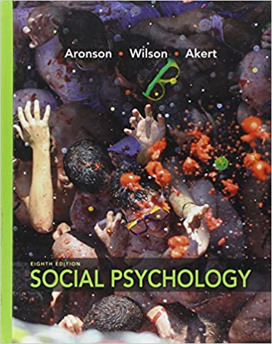 Amazon social psychology 8th edition 9780205796625 elliot amazon social psychology 8th edition 9780205796625 elliot aronson timothy d wilson robin m akert books fandeluxe Choice Image