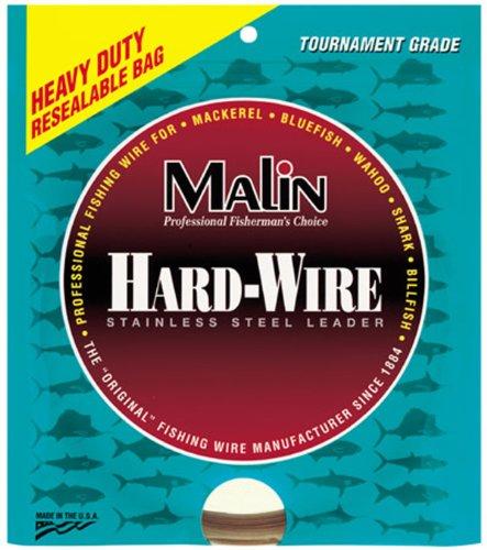 Malin Stainless Steel 42-Feet Wire, 278-Pound/.035-Diameter