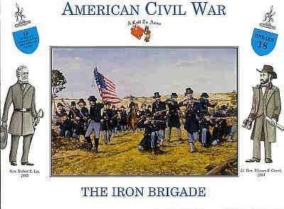 Union Infantry Iron - 4