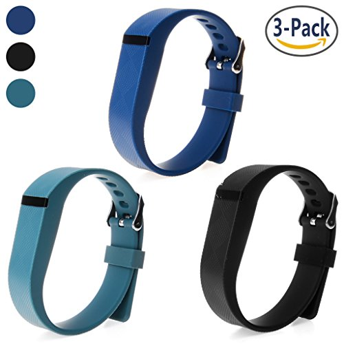 For Fitbit Flex Bands with Buckle, Austrake Replacement Wris