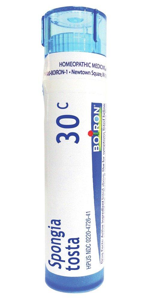 Boiron Spongia tosta 30C (80 Pellet)