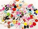 Squishies Best Deals - 20pc Assorted Mini Size Bows, Panda, Cake, Chocolate, Monsters, Sundae, Cupca...