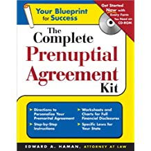 The Complete Prenuptial Agreement Kit