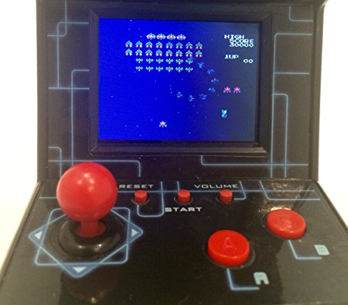 Mquina-Mini-Arcade-retro-16-bits-240-juegos