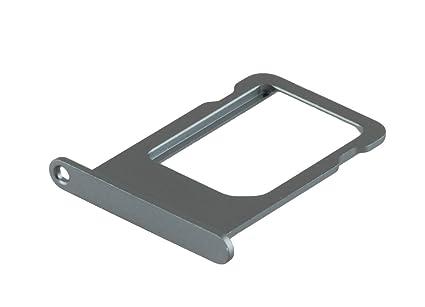 Cell Phones & Accessories Iphone 5s Sim Karten Tray Halter Adapter Halterung Schlitten Holder Spacegrau