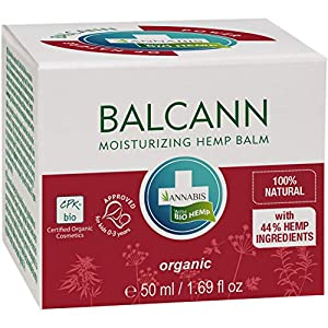 Annabis Balcann Organic Hemp Balm – Comprehensiv...