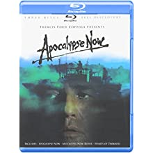 Apocalypse Now (Apocalypse Now / Apocalypse Now Redux / Hearts of Darkness) (Three-Disc Full Disclosure Edition) [Blu-ray] (1979)