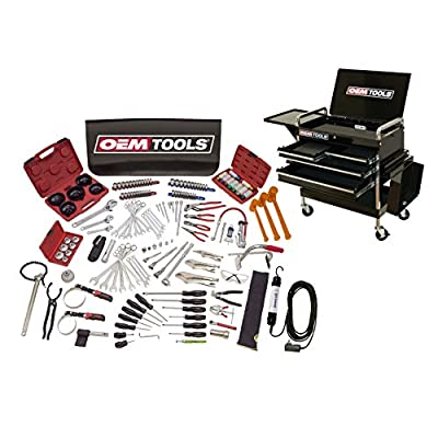OEMTOOLS® 24965 160 Piece Lube Tech Starter Set