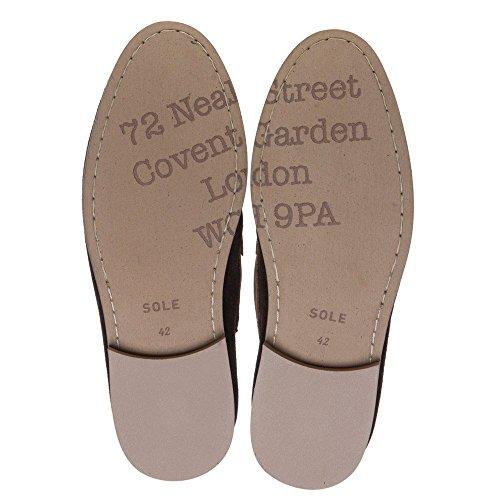 Hombre Sole Zapatos Brown Donne Marrón TTnq5f4