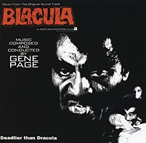 Blacula: Music From The Original Soundtrack from Legacy Recordings