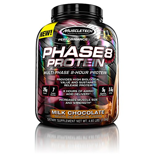 MuscleTech Protein Sustained Release Chocolate
