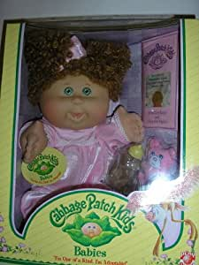 Amazon.com: Play Along Cabbage Patch Kids Babies Messy