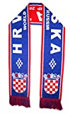 CROATIA 2018 World Cup Final Game Fans Favorite Scarf