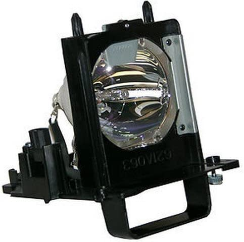 WD73742 Mitsubishi DLP TV Lamp Replacement Lamp Assembly with Genuine Original Osram P-VIP Bulb Inside.