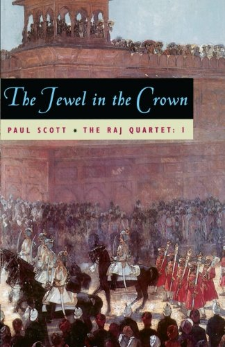 The Jewel in the Crown (The Raj Quartet, Book - Mall Phoenix