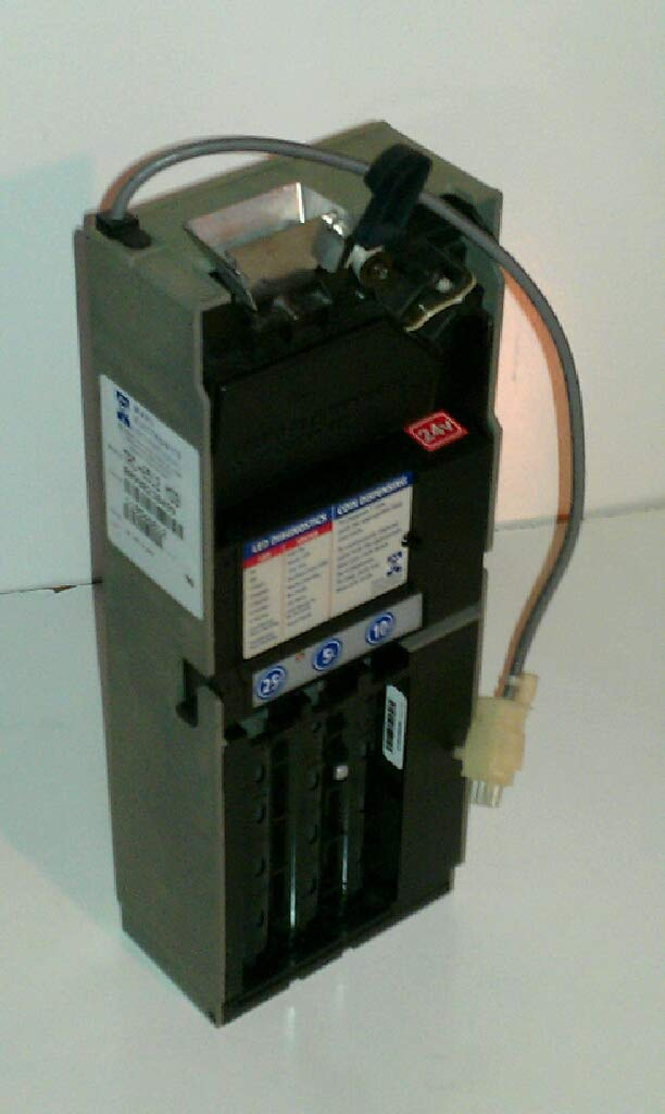 Mars TRC - 6512 MDB Coin Changer/Acceptor Completely Rebuilt