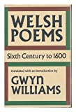 Welsh Poems, , 0520026039