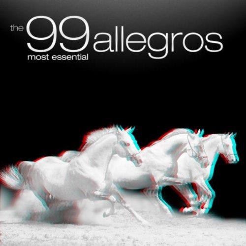 The 99 Most Essential Allegros