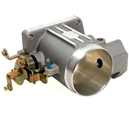 BBK 1524 75mm Throttle Body - High Flow Power Plus Series for Ford Mustang 5.0L ()