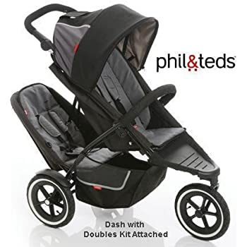 Amazon Com Phil And Teds Dash Buggy With Doubles Kit